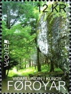 [EUROPA Stamps - Forests, type AAA]