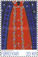 [Faroese National Costumes, type AER]