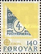 [EUROPA Stamps - Post & Telecommunications, type AF]