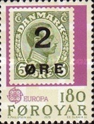 [EUROPA Stamps - Post & Telecommunications, type AG]