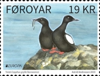 [EUROPA Stamps - National Birds, type AIA]