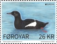 [EUROPA Stamps - National Birds, type AIB]