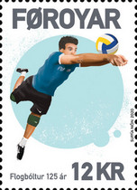 [Sports - The 125th Anniversary of Volleyball, Typ AIR]