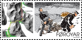 [EUROPA Stamps - Ancient Postal Routes, type AIW]