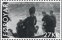 [The 100th Anniversary of the Royal Visit of King Christian X, type AJX]