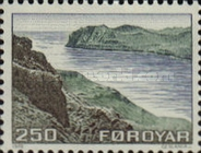 [Introduction of the Financially Independent Postverk Føroya, type E]