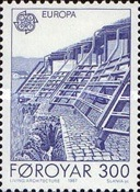 [EUROPA Stamps - Modern Architecture, type EH]