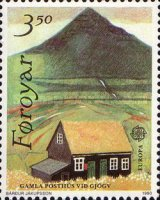 [EUROPA Stamps - Post Offices, type GE]