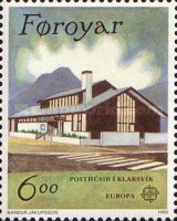 [EUROPA Stamps - Post Offices, type GF]