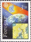 [EUROPA Stamps - European Aerospace, type GV]
