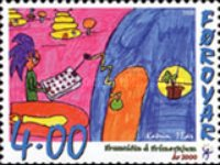 [International Drawing Contest for Children, type MW]