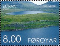 [EUROPA Stamps - Water, Treasure of Nature - Hydroelectric Power Plants, type NW]