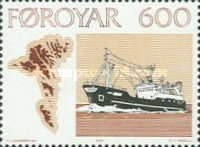 [The Faroese Fishing Industry, type P]