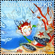 [EUROPA Stamps - Children's Books, type ZI]