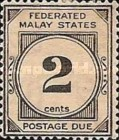 [Postage Due Stamps - Inscription: