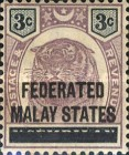 [Negri Sembilan Postage Stamps Overprinted, Typ A2]