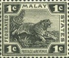 [Tiger - Different Watermark, type C40]