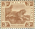 [Tiger - Different Watermark, type C45]