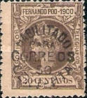 [King Alfonso XIII, type AD]