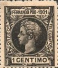 [King Alfonso XIII, type AE]