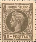 [King Alfonso XIII, type AE11]
