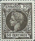 [King Alfonso XIII - Control Numbers on Back Side, type AG10]