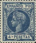 [King Alfonso XIII, type AG15]