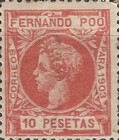 [King Alfonso XIII, type AG17]