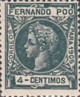 [King Alfonso XIII - Control Numbers on Back Side, type AH3]