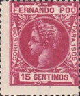 [King Alfonso XIII - Control Numbers on Back Side, type AH6]