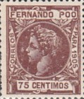 [King Alfonso XIII - Control Numbers on Back Side, type AH9]