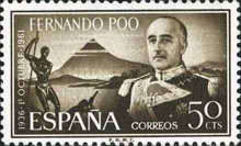 [The 25th Anniversary of the Nomination of General Franco as Chief of State, type AU]