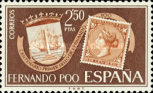 [The 100th Anniversary of the First Fernando Poo Postage Stamp, type CJ]