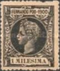 [King Alfonso XIII - New Colors, type W]