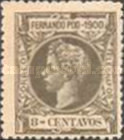 [King Alfonso XIII, type W11]
