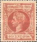 [King Alfonso XIII, type W15]