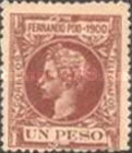 [King Alfonso XIII, type W18]