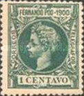 [King Alfonso XIII, type W5]