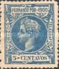 [King Alfonso XIII, type W9]