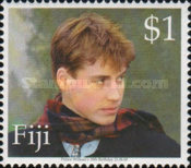 [The 18th Anniversary of the Birth of Prince William, type AFG]