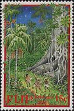 [Christmas- Journey of the Three Kings in Fijian Setting, type AFY]