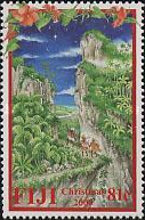 [Christmas- Journey of the Three Kings in Fijian Setting, type AFZ]
