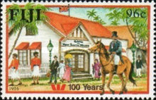 [The 100th Anniversary of the Westpac Bank, type AGV]