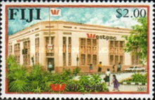 [The 100th Anniversary of the Westpac Bank, type AGX]