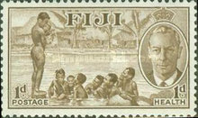 [Health Stamps - Inscribed
