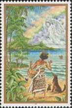 [Christmas - The Nativity Story in a Fijian setting, type AHC]