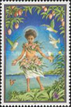 [Christmas - The Nativity Story in a Fijian setting, type AHH]