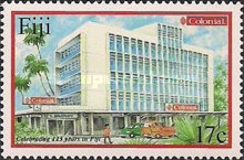 [The 125th Anniversary of the Colonial Mutual Life Assurance Limited in Fiji, type AHI]
