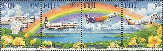 [The 50th Anniversary of the Air Pacific, type AHP]