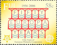 [The 50th Anniversary of the First EUROPA Stamp, type ALZ]